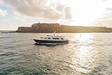 Nirvana yacht cruising