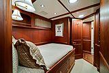 Nirvana yacht stateroom