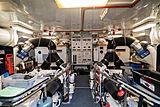 Nirvana yacht engine room