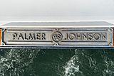 Nirvana yacht name plate