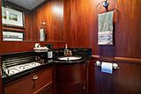 Nirvana yacht bathroom