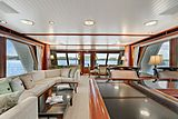 Nirvana yacht saloon