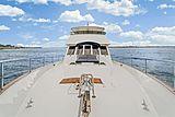 Nirvana yacht deck