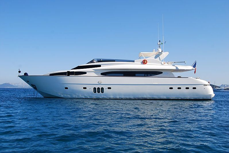 BEIJA FLORE yacht Eurocraft Cantieri Navali