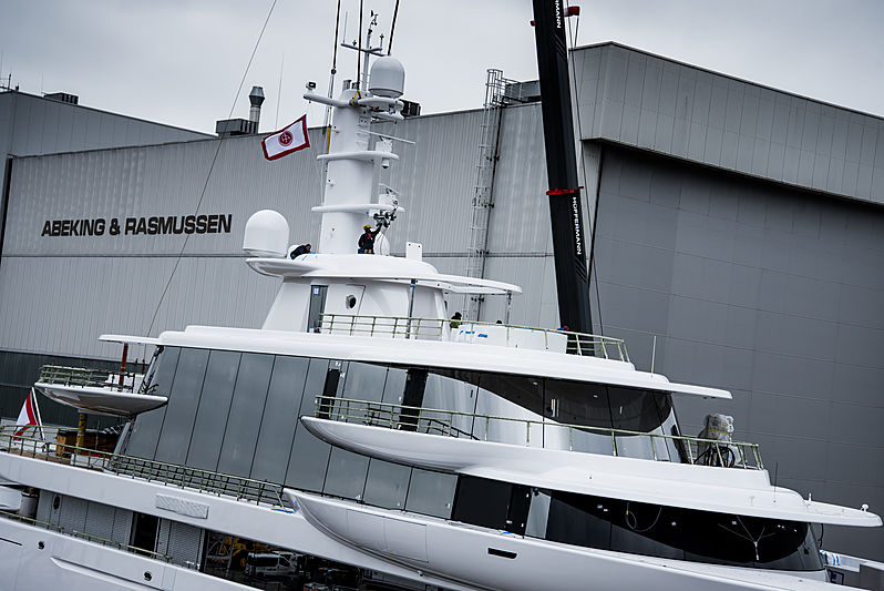 Abeking & Rasmussen Project 6505