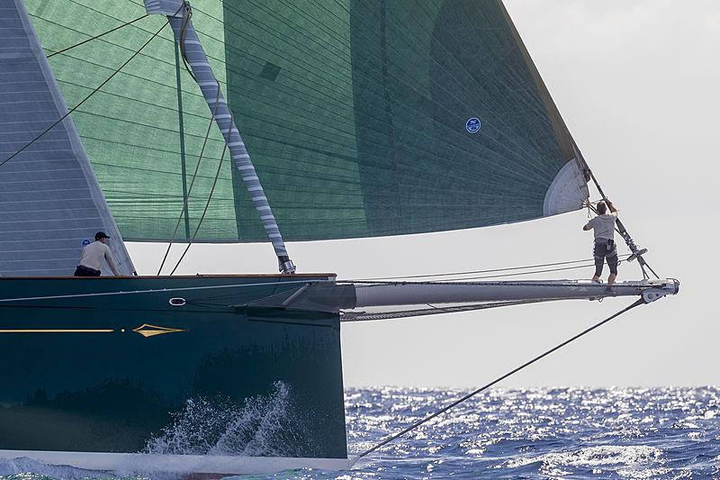 Hetairos yacht the St Barth's Bucket 2019