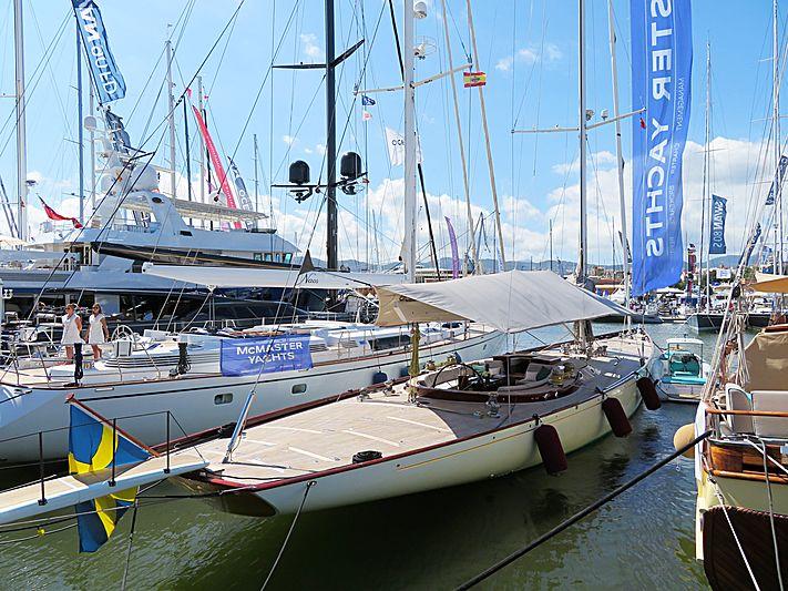 Gaia yacht in Palma