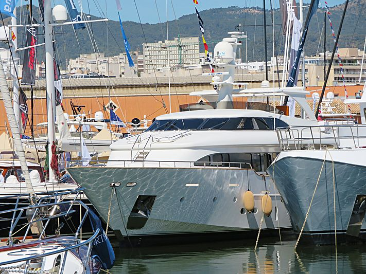 LA CHILONGA II  yacht Benetti Sail Division