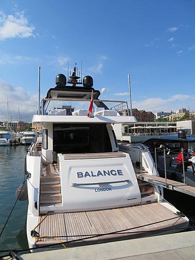 Balance yacht in Barcelona