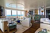 Coral Ocean yacht saloon