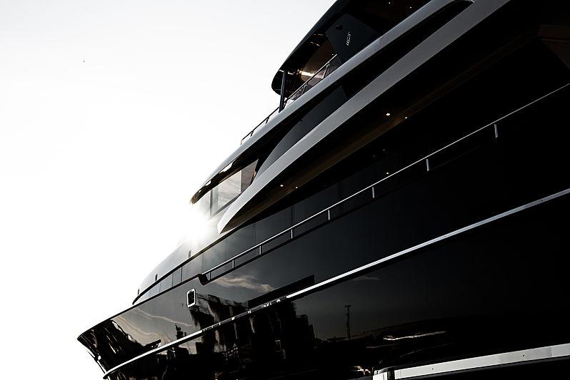 Jangada 2 yacht launch