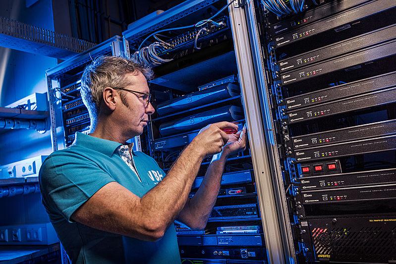 Van Berge Henegouwe AV/IT service