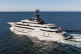 Kismet yacht cruising