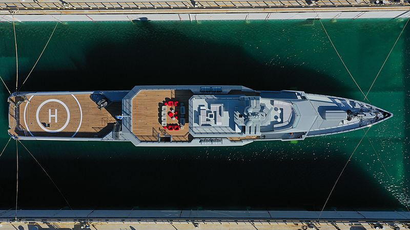 Bold yacht launch at SilverYachts