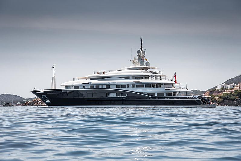 High Power III yacht in Palma de Mallorca