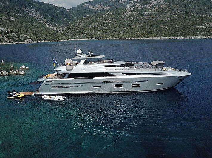 Meya Meya Yacht Profile