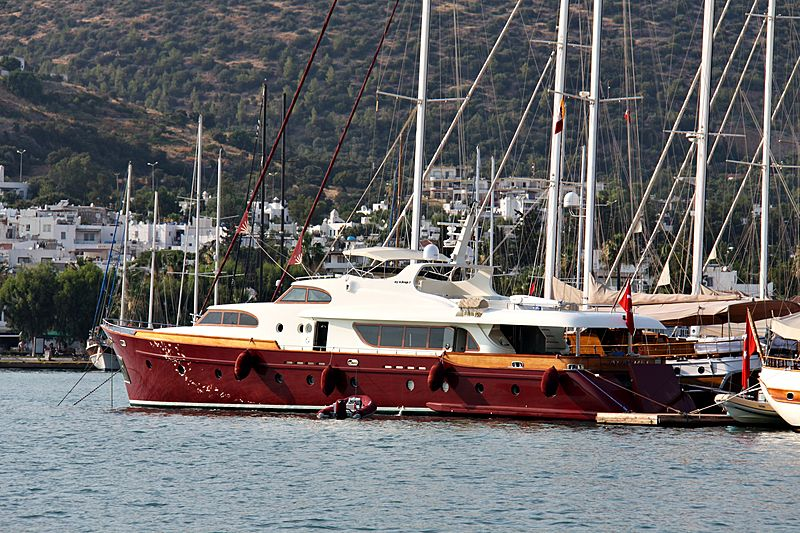 ISTANBUL 1453 yacht Mengi-Yay