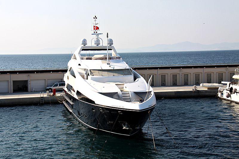 Barracuda Red Sea yacht in Didim