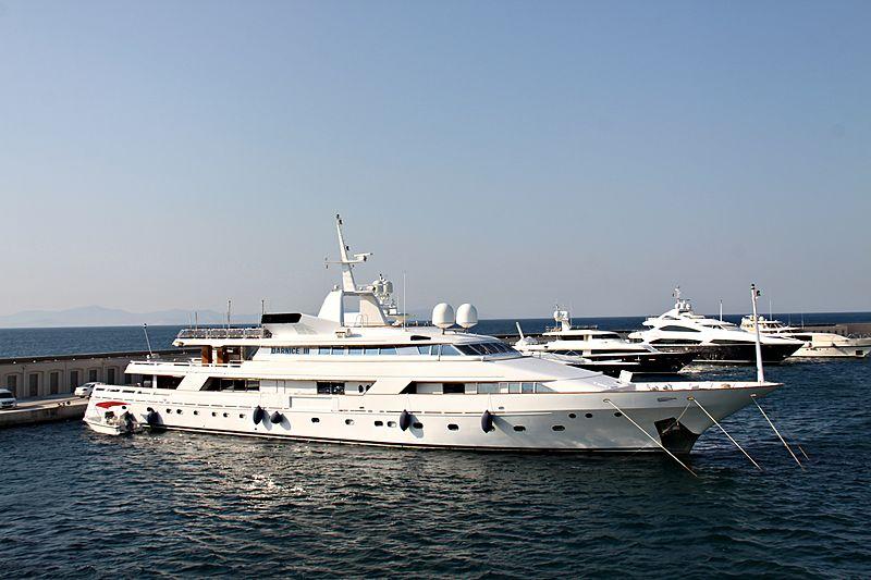 DARNICE III yacht Benetti