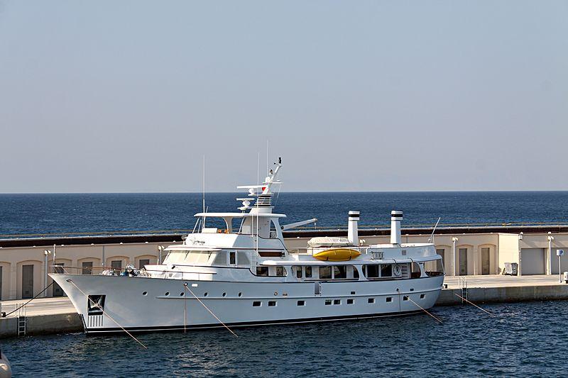 LADY ANDREA yacht Feadship