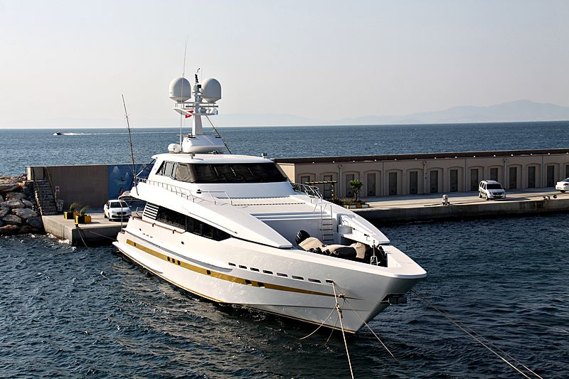Obsession yacht in Didim