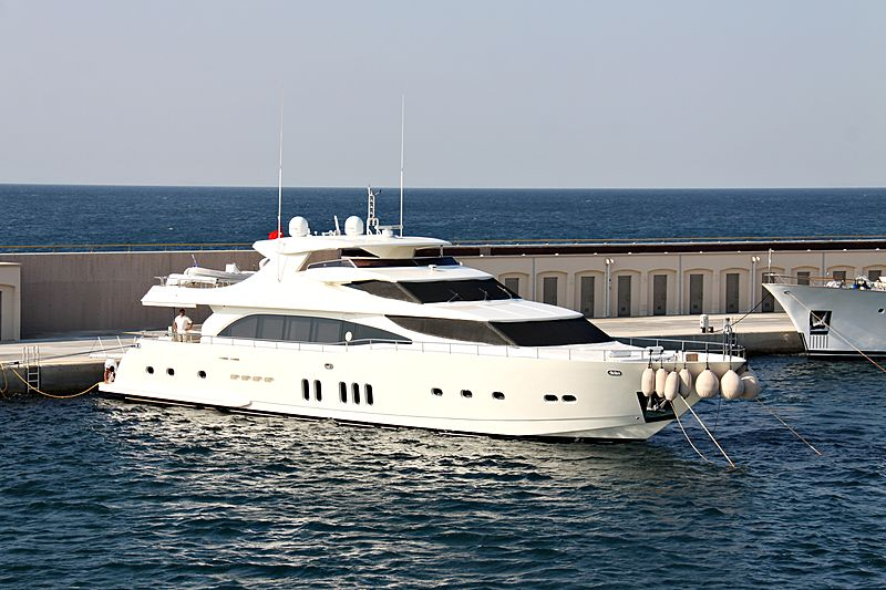 THE WISH yacht Mengi-Yay