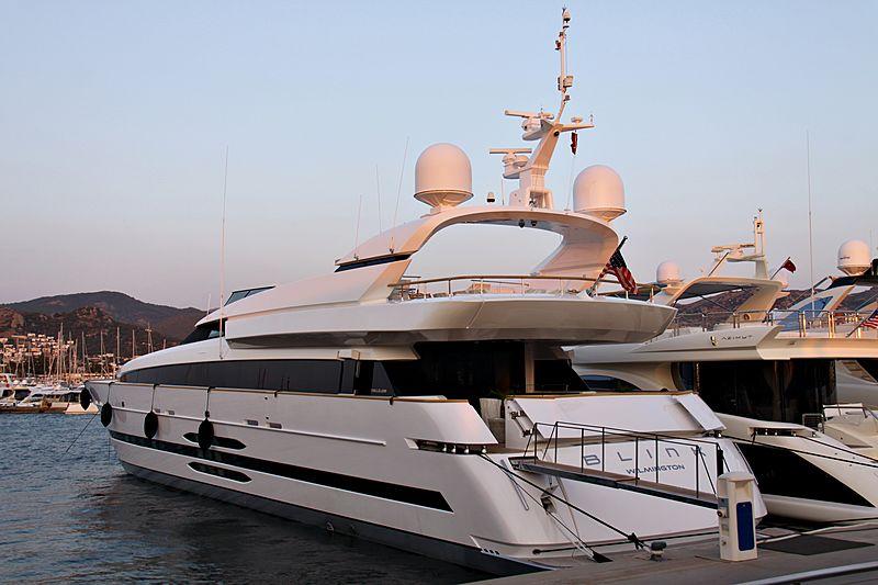 BLINK yacht Cantieri di Pisa