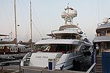 Lady Dee yacht in Palmarina