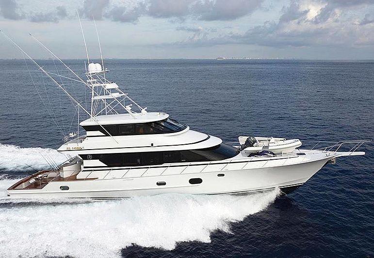 GRAND LEGACY yacht Cheoy Lee