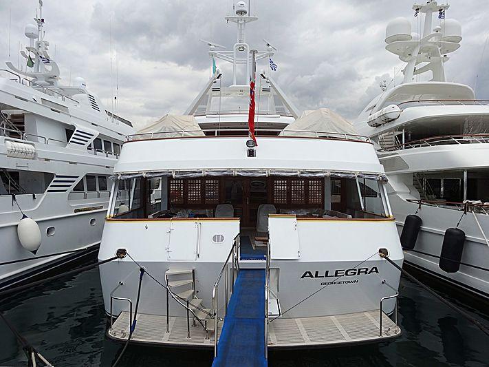 ALLEGRA yacht Feadship