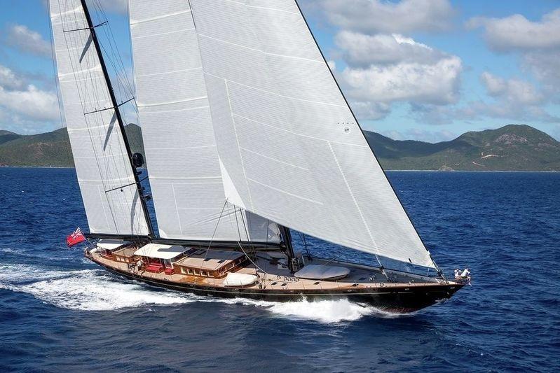 MARIE yacht Vitters