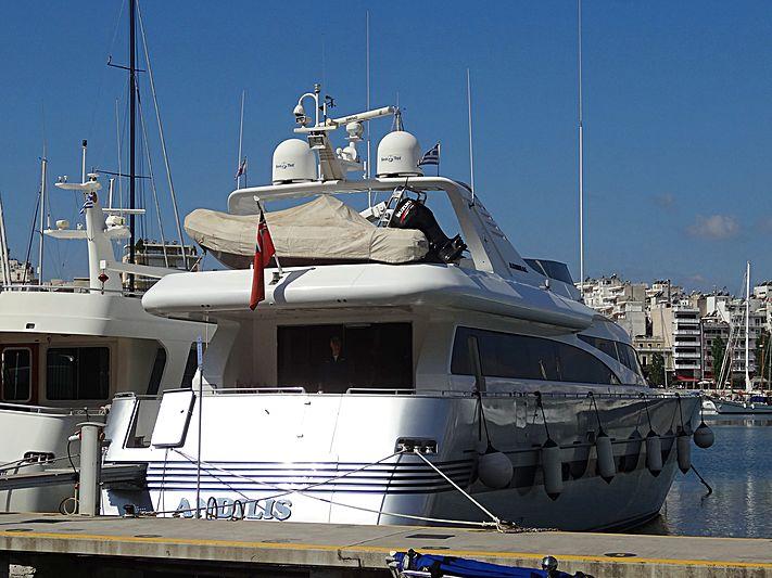 ANDILIS  yacht Admiral