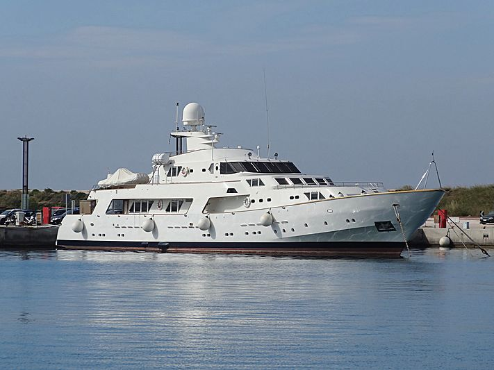 ANMAD yacht CRN