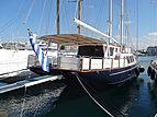 Althea yacht in Piraeus