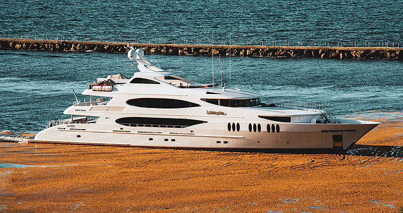 Lohengrin yacht by Trinity Yachts in Fort Lauderdale
