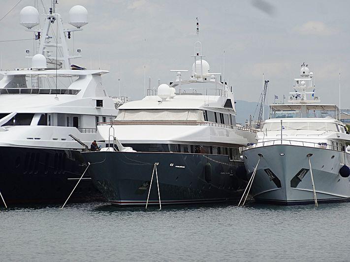 BELLA STELLA yacht CRN