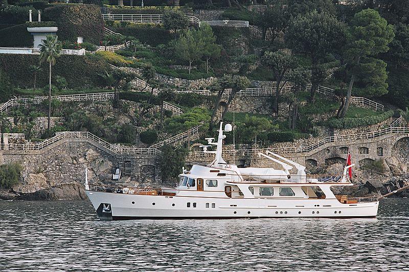 SHYRAGA yacht Abeking & Rasmussen