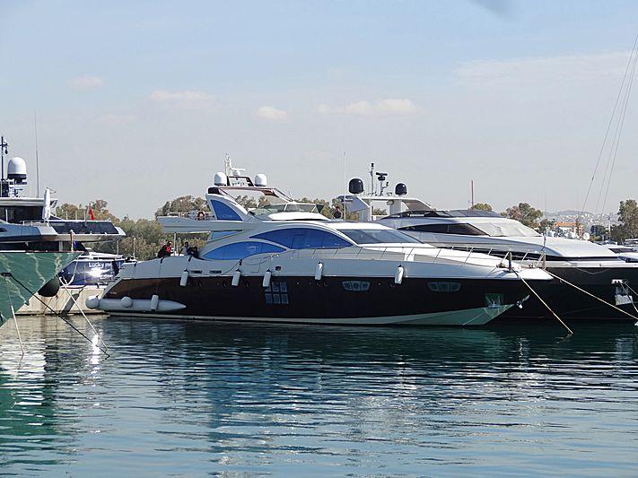 DUKE yacht Azimut