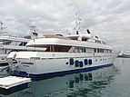Fantasia Yacht Codecasa