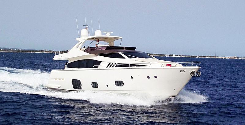 LA PACE  yacht Ferretti Yachts