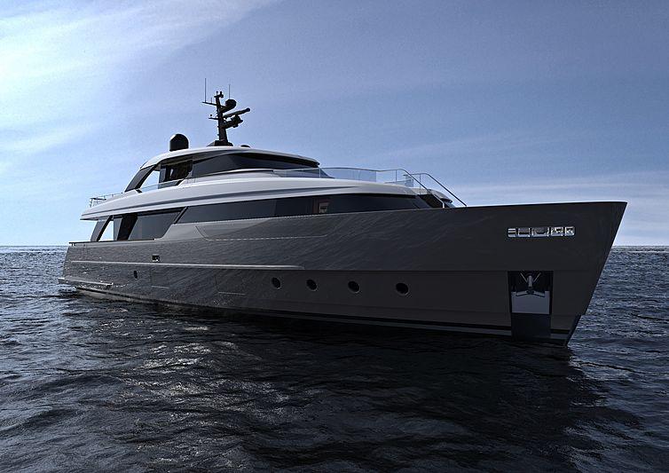 SANLORENZO SD96/91 yacht Sanlorenzo