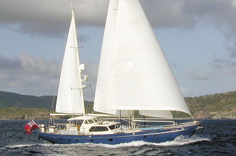 AURASTEL yacht Thackwray Yachts