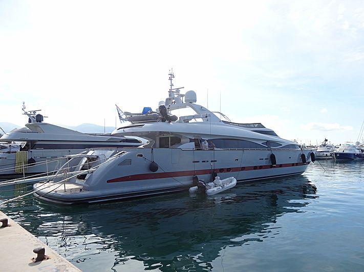 GLAROS yacht Maiora