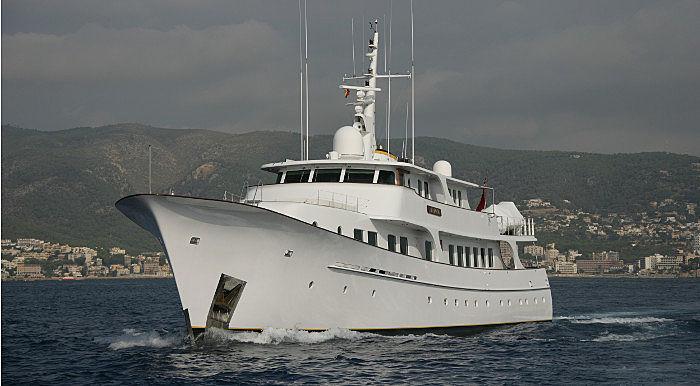 KRISS yacht Abeking & Rasmussen