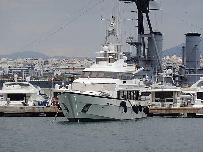 CARMEN SERENA yacht Marine Industrial Technologies Ltd.