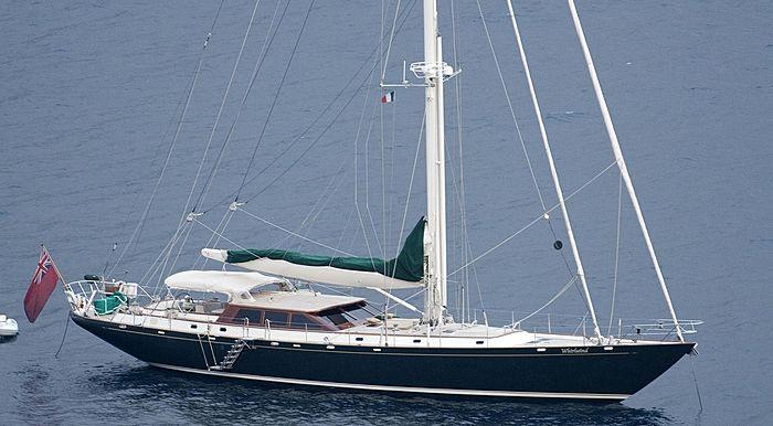 WHIRLWIND yacht Holland Jachtbouw