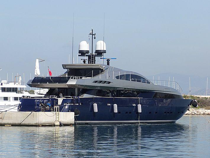 LUCKY ME YACHT ACADEMY yacht Baglietto