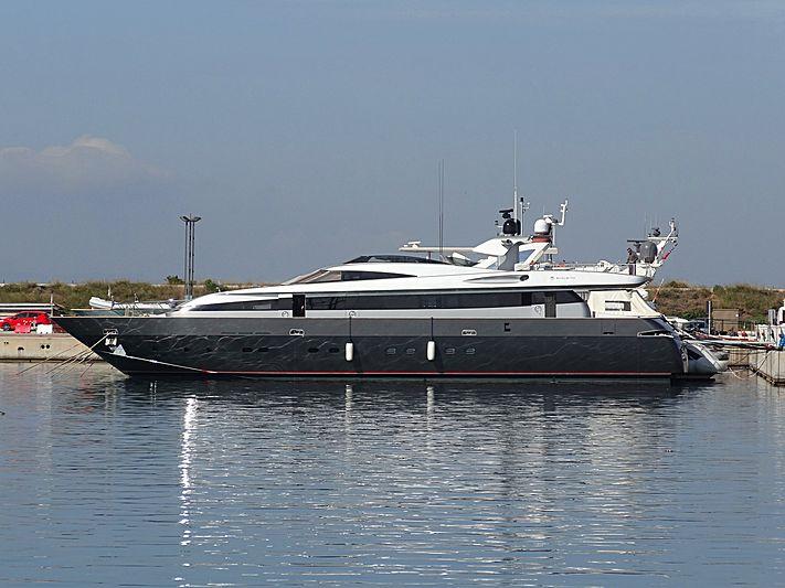 Maraya yacht in Athens