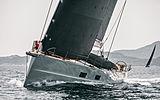 Ribelle Yacht Sailing yacht