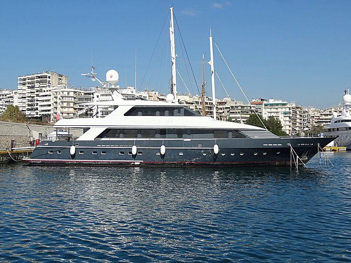 WOLFOZ yacht Euroship Cees Cornelissen BV